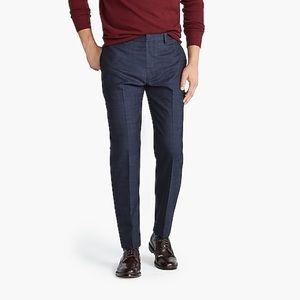 J. Crew Ludlow classic navy suit pants